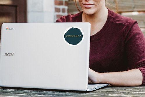 Sonder & Co. Sticker