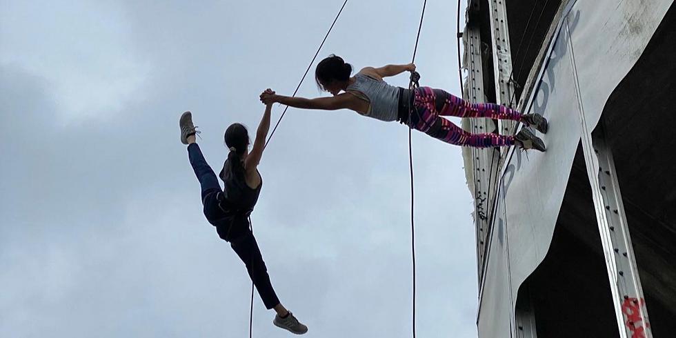 Outdoor Workshop Vertical Dance Level: Beginner