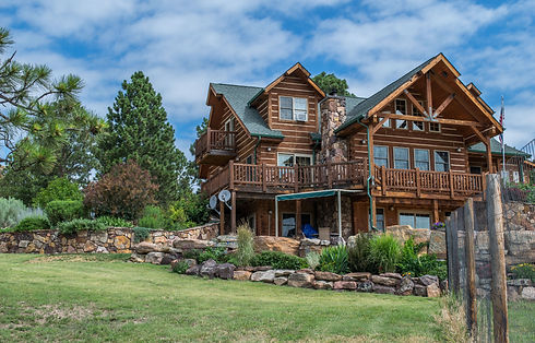 Private Residence, Southern Black Hills