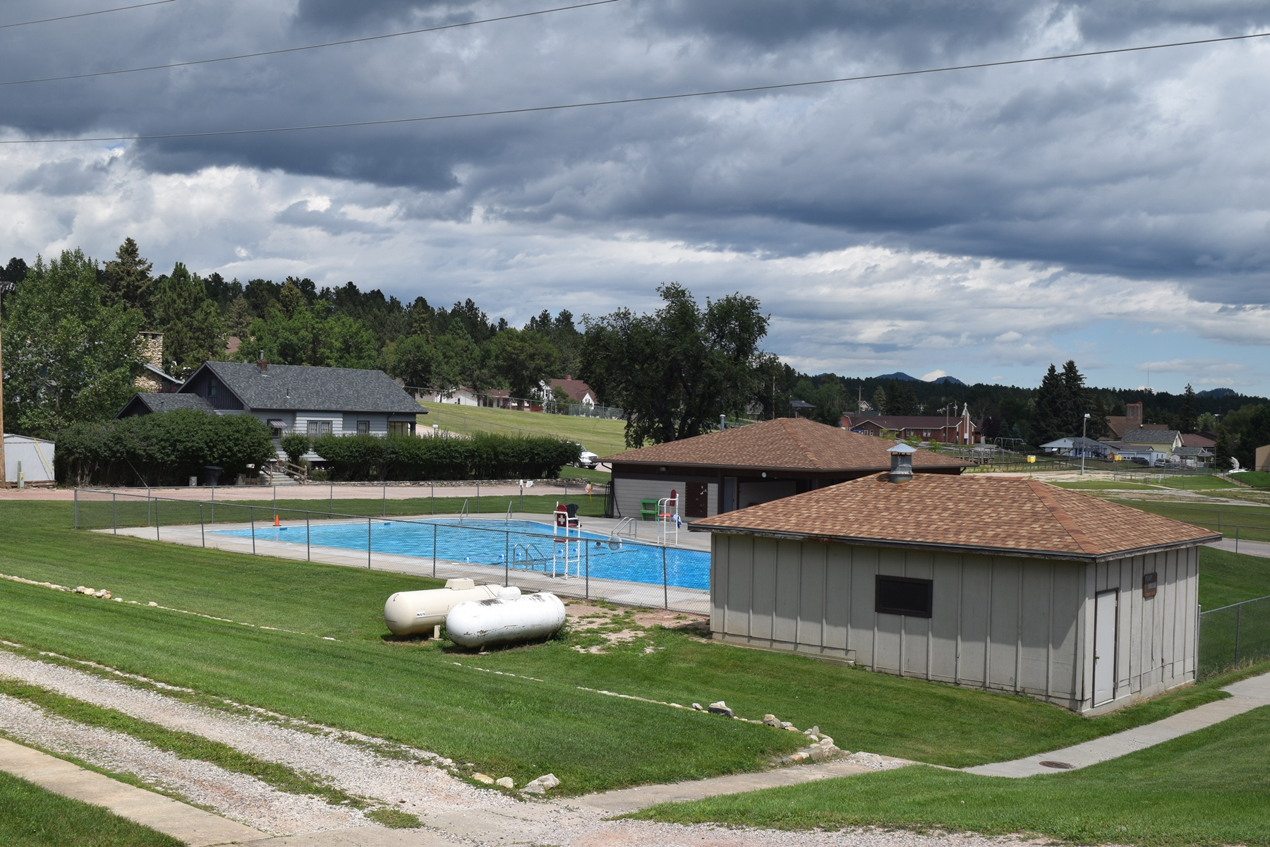 Custer City Pool