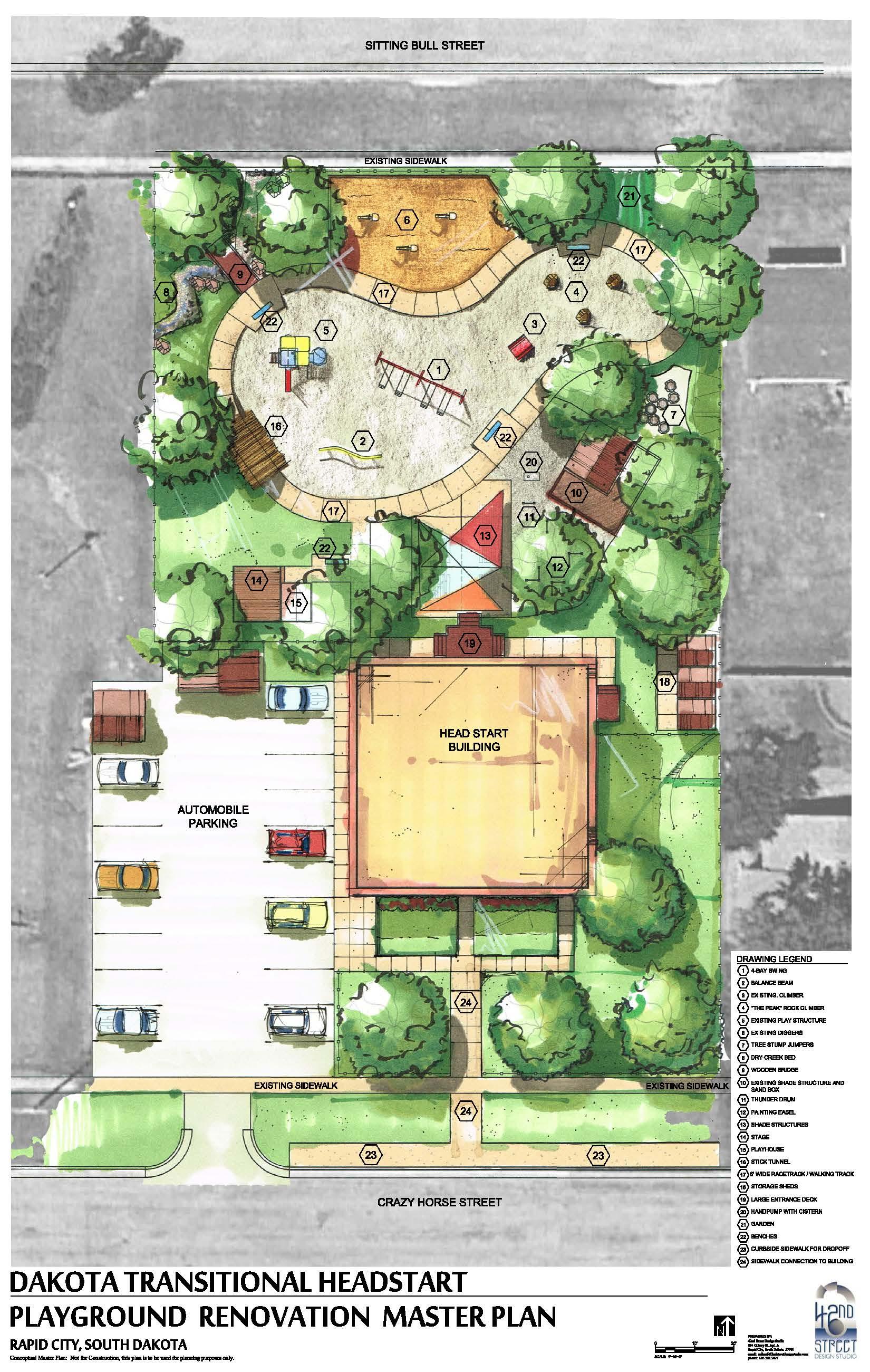 Playground Renovation Master Plan