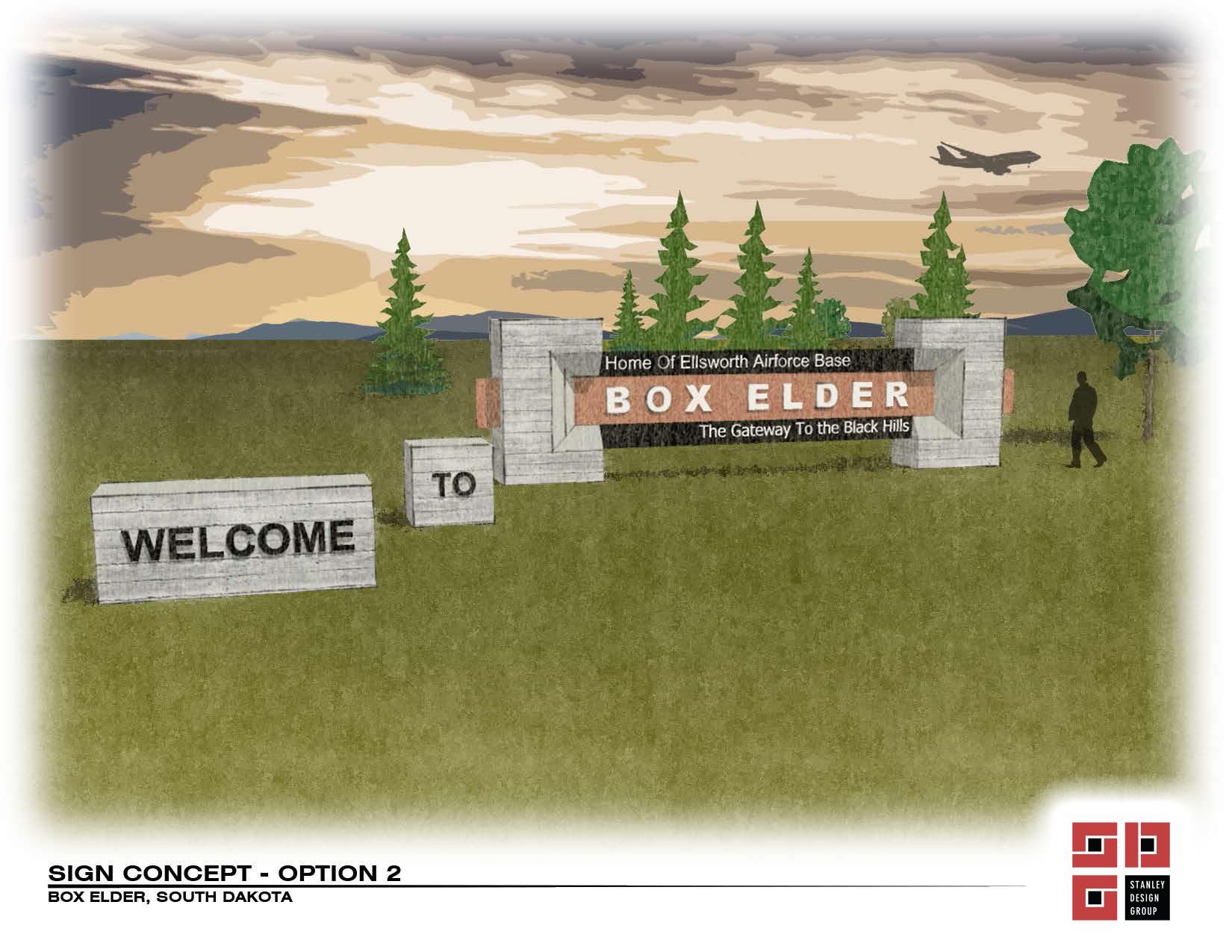 Signage Development Concept
