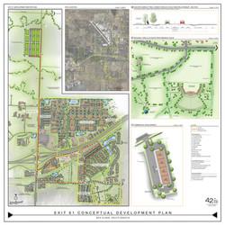 Exit 61 Conceptual Development Plan