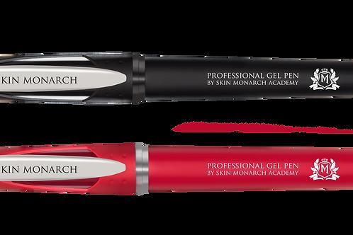 Skin Monarch gélove predkresľovacie pero na pery- RED