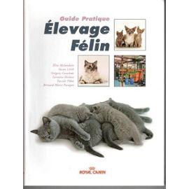 Guide de l'élevage félin