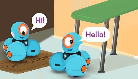 Dash and Dot - STEM Robotics for students