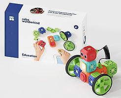 Robo Wunderkind Robotics: Education Kit