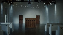 "Willow Weddings church pews used for Chase Rice's new video, ""Amen""!"