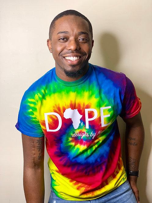 Tie Dye Logo Shirts