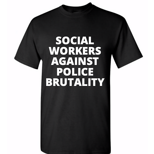 social workers against police brutality