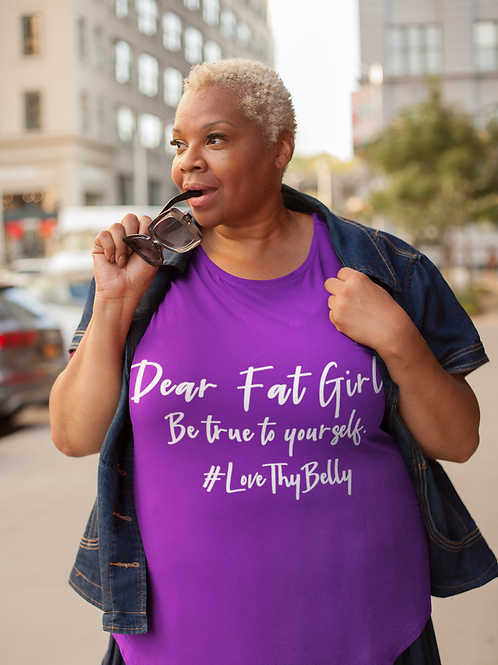 Love Thy Belly- be true to yourself
