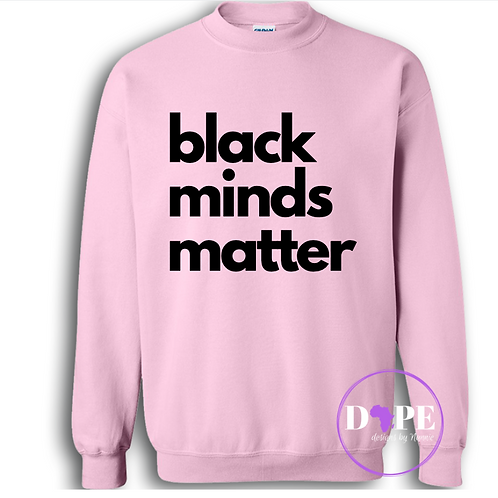 black minds matter
