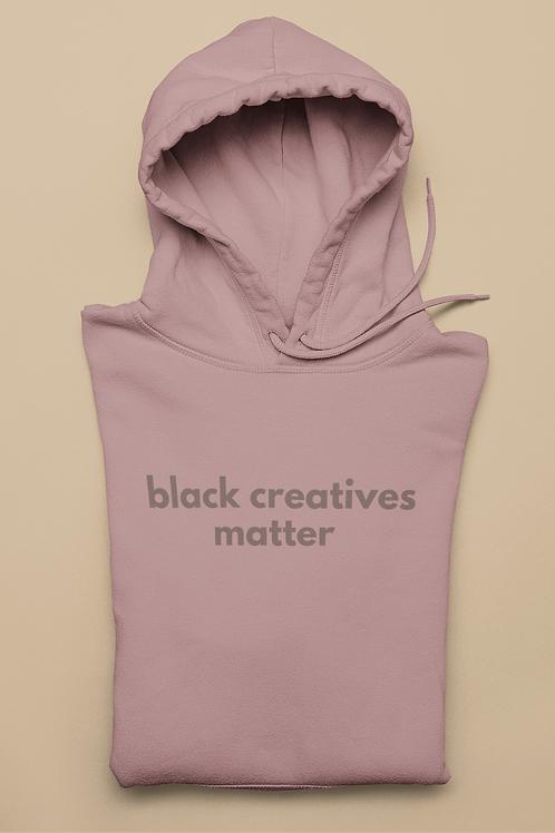 black creatives matter