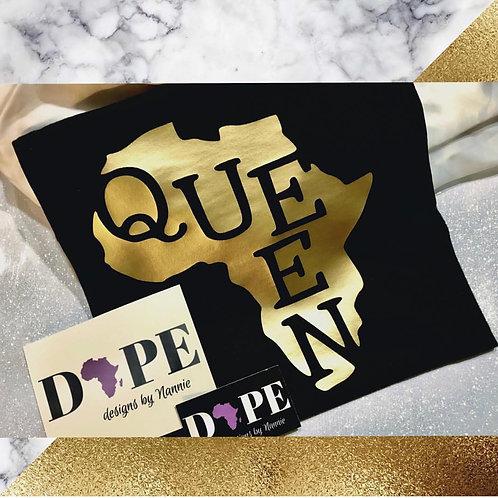 African Queen Tee