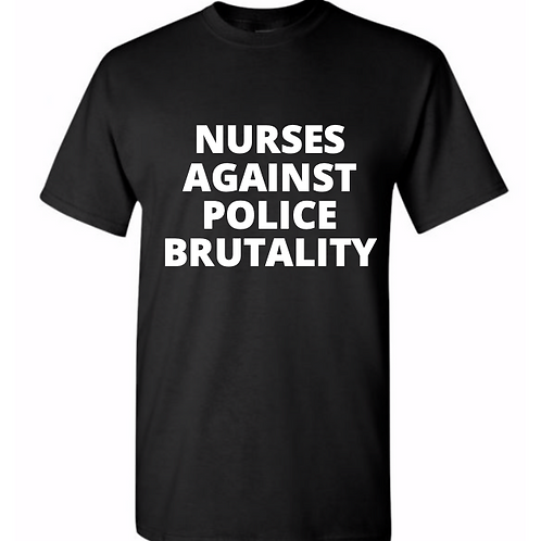 nurses against police brutality