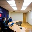 Cancillería y CCAP se reunieron para intercambiar ideas en torno a la imagen de Chile