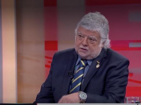 Entrevista Álvaro Echeverria - 24 Horas