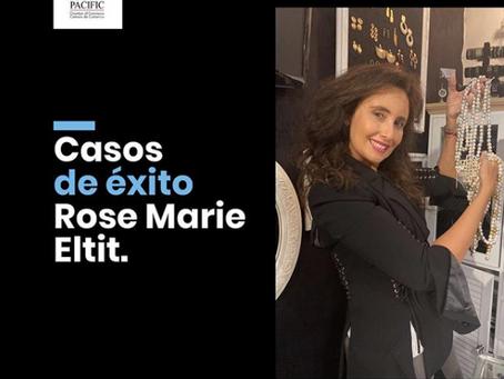 Rose Marie Eltit, viaja por el mundo seleccionando joyas hermosas