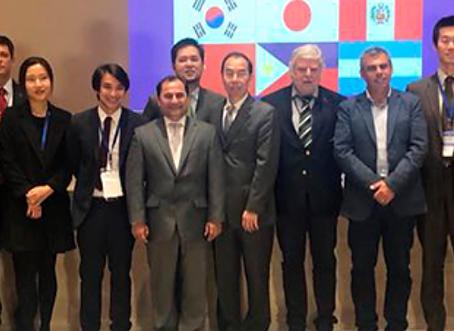 ZOFRI lideró encuentro para potenciar relación comercial con el Asia Pacífico