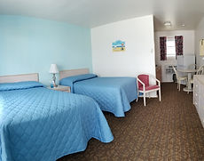 Wildwood Crest NJ Motels Conca D'or Type D first floor