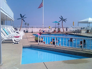 Wildwood Crest Motels Conca D'or Kiddie Pool
