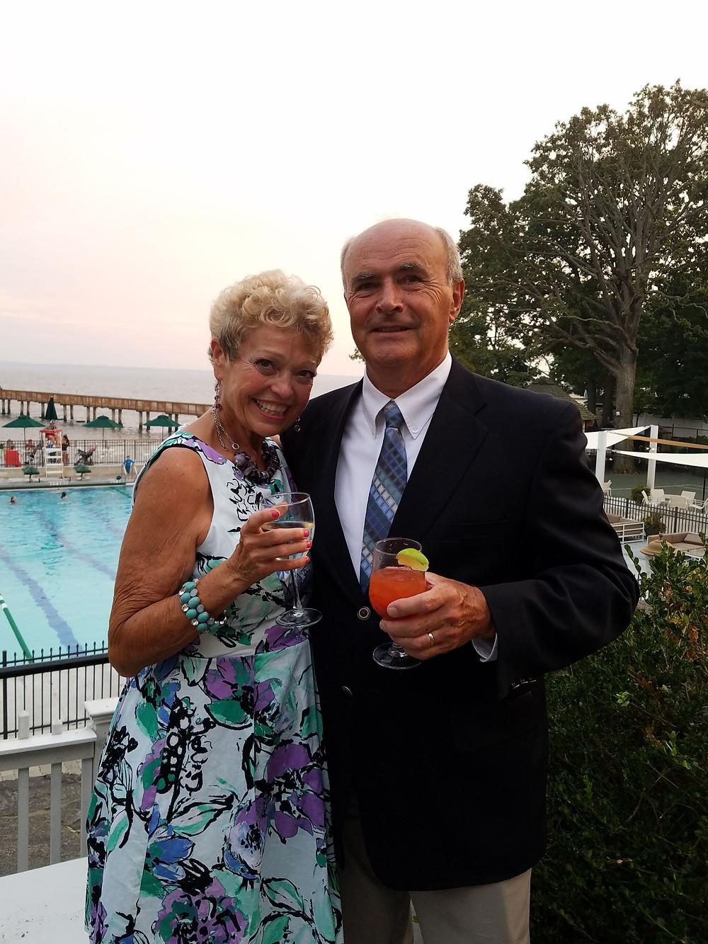 Nick and Judy Herrick: Event Assistants Extraordinaire!