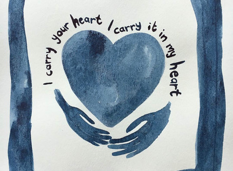 [i carry your heart with me]