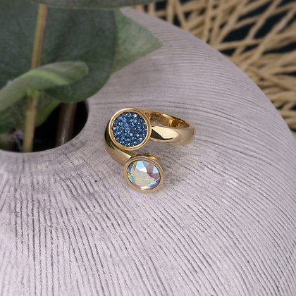 Melano-Ring Vivid Venna