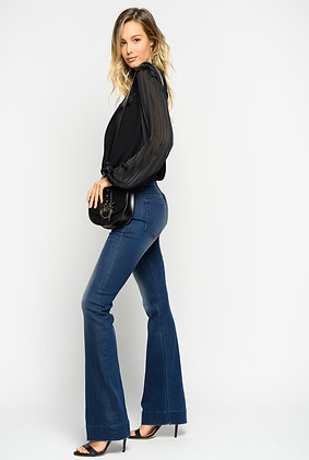 Pinko-Jeans Denim Twill Stretch
