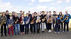 Westland Saxofoon Orkest