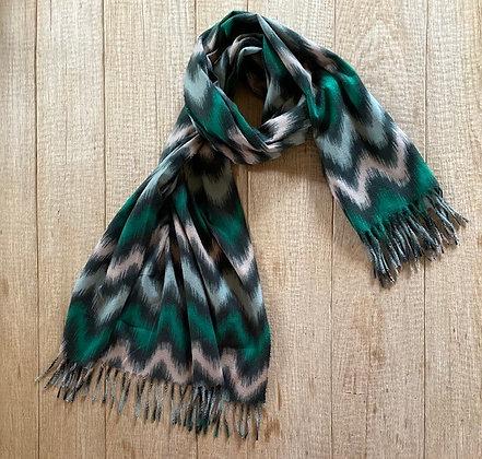 Sjaal-FR3/S201272-Multicolor