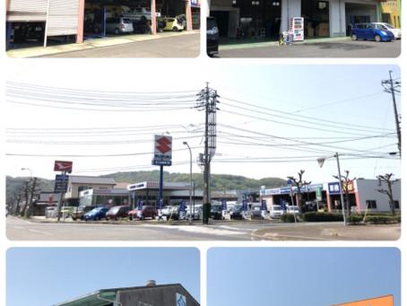 トライワークス小野田店まもなく!