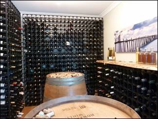 Our growing cellar