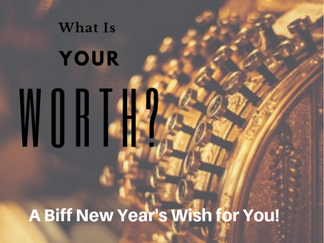 What is Your Worth?
