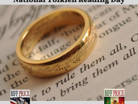 National Tolkien Reading Day