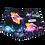 Thumbnail: Explosive Universe