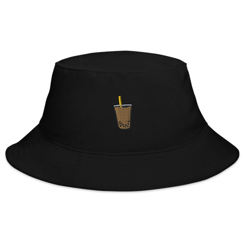 Bubble Tea Bucket Hat