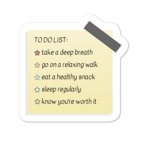 The Good To-Do List