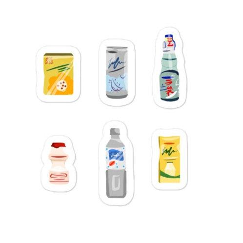 Drinks *sticker sheet*