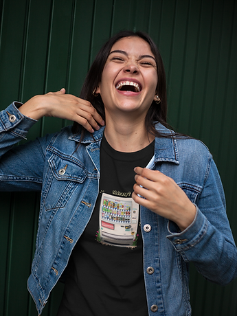 happy-girl-wearing-a-t-shirt-mockup-and-