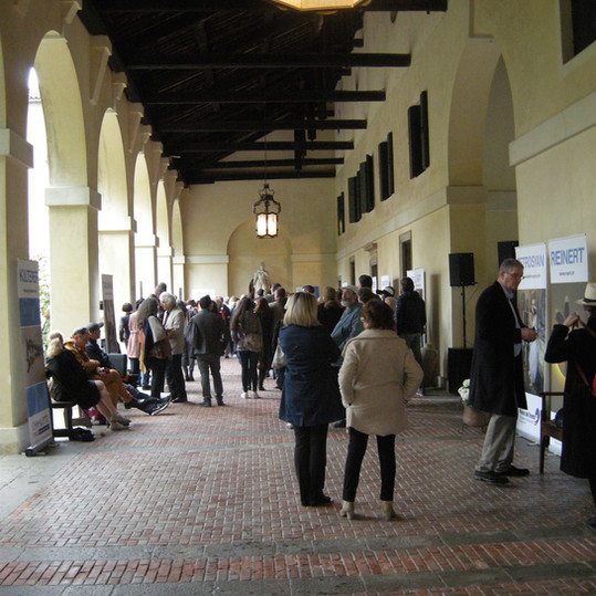Canaletto Art Prize, international exhibition