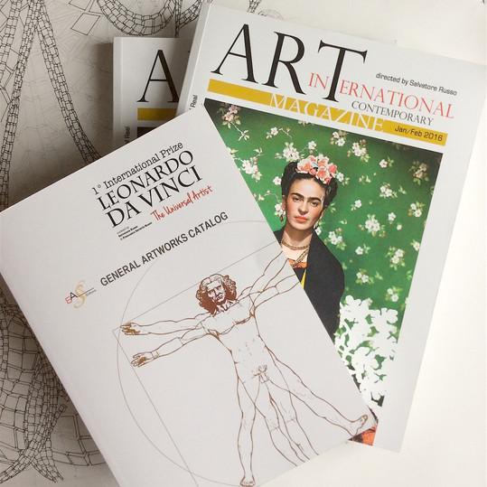 Art International Magazine