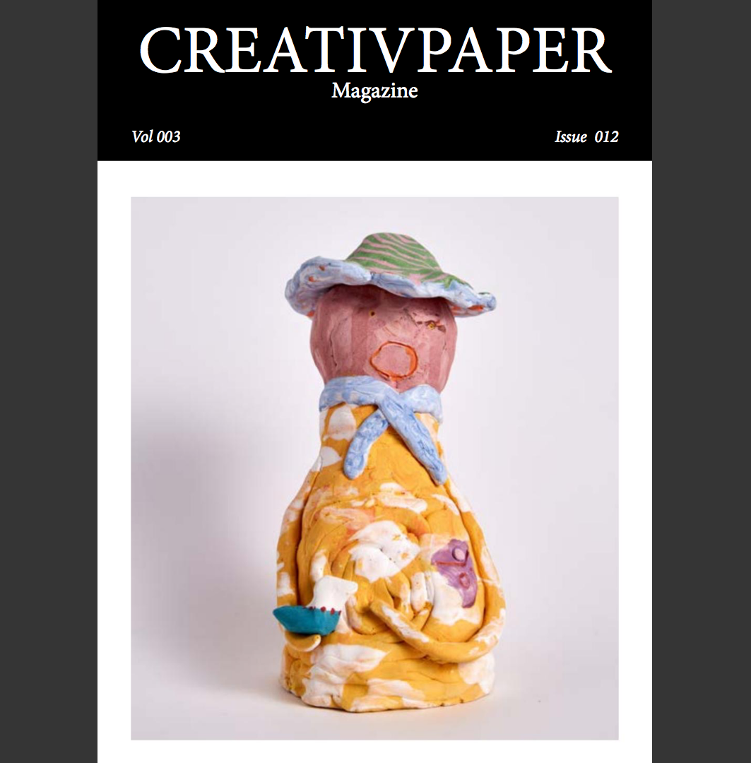 CREATIVPAPER Magazine