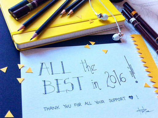 All the best in 2016!
