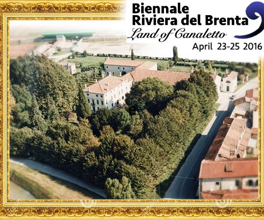 Biennale Riviera del Brenta, international exhibition