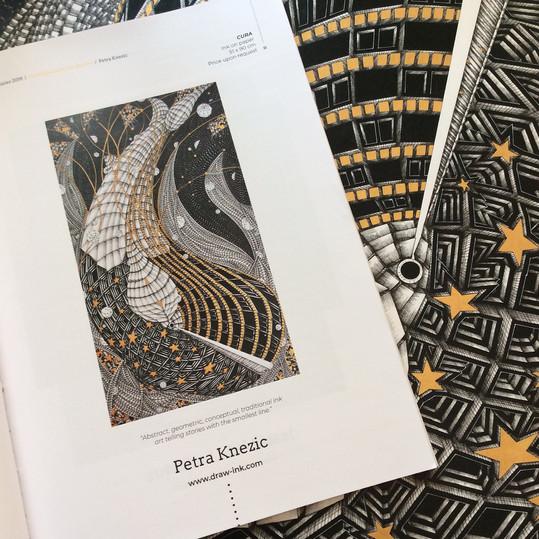 CIRCLE Quarterly Art Review