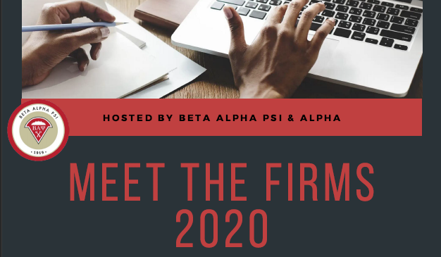 Fall 2020 Meet the Firms