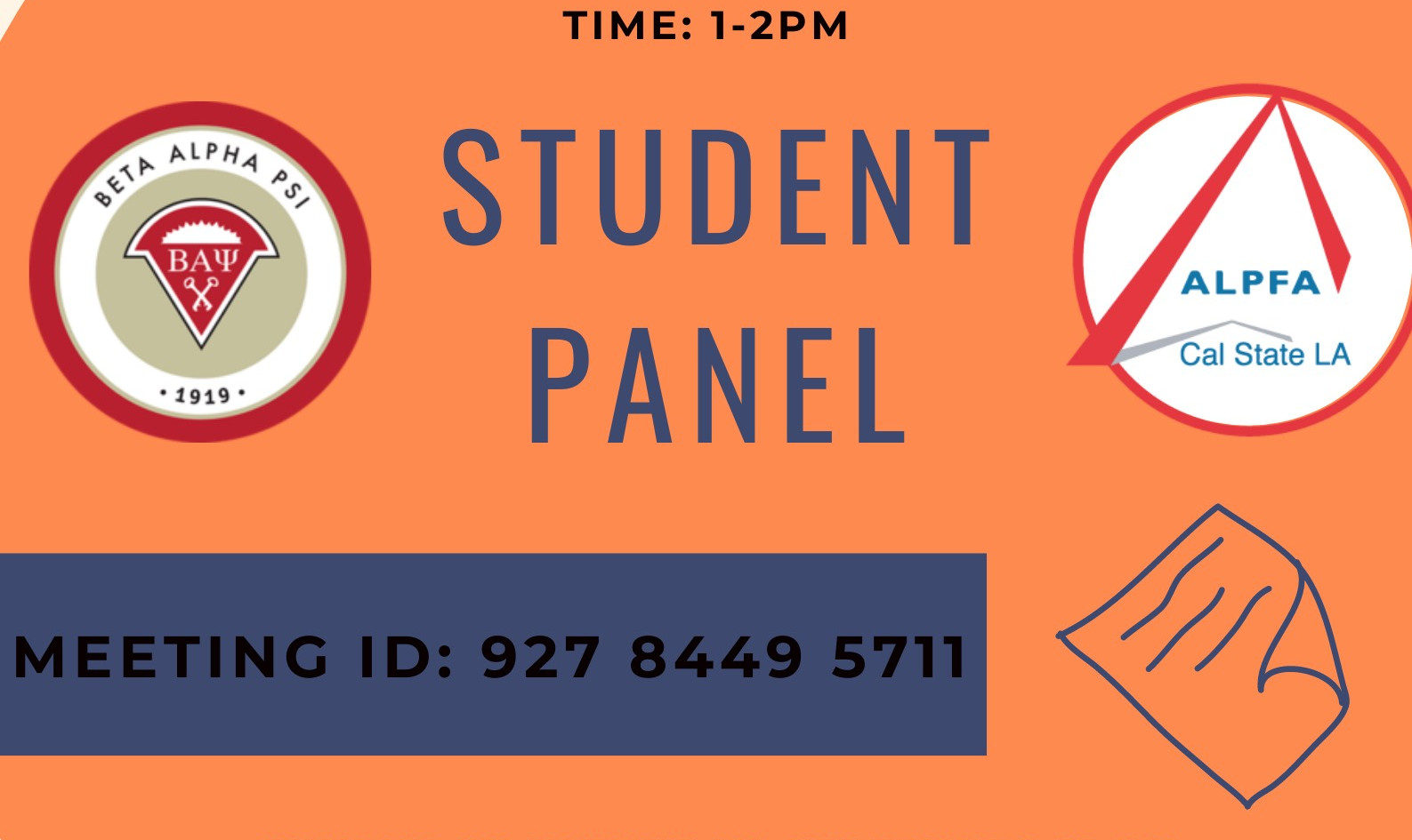 Q&A WITH STUDENT PANELISTS