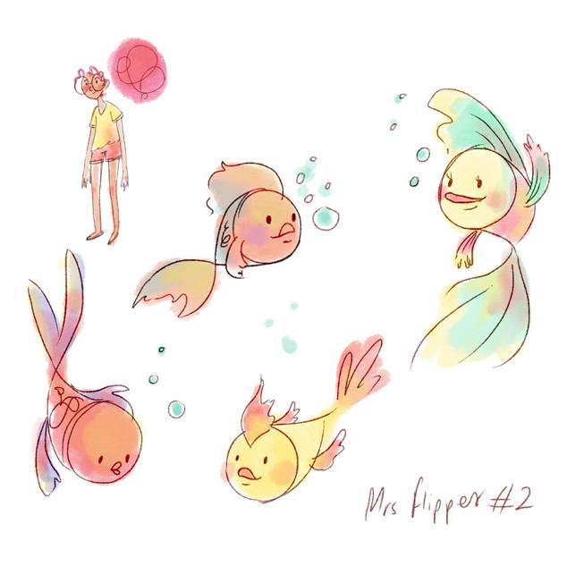 Mrs. Flipper 2