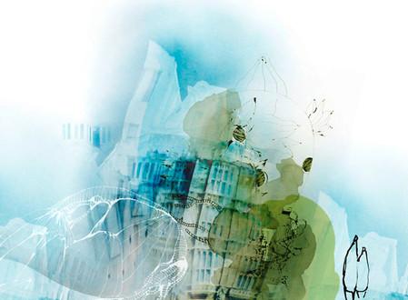 Meine neue Stadtbildreihe: Beautiful Dystopias